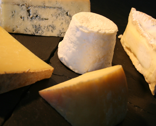Handmade artisan cheese to your door