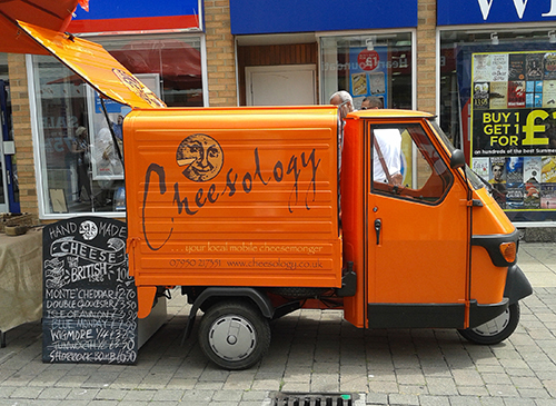 CheesologyVan